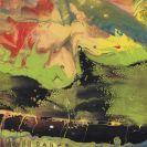 Gerhard Richter - Flow P4