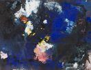 Fred Thieler - Durchbrochenes Blau