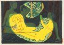 Ernst Ludwig Kirchner - Drei Akte im Walde