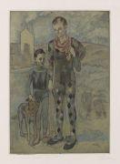 Pablo Picasso - Les Saltimbanques