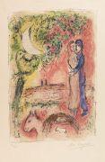 Marc Chagall - Aurore sur Saint-Paul