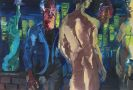 Rainer Fetting - Glamorous Night I