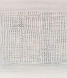 Heinz Mack - Dynamische Struktur Grau-Weiß