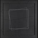 Gianni Colombo - Spazio elastico - quadrato