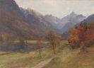 Edward Theodore Compton - Herbst im Stodertal
