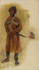 Franz Roubaud - Schamil Chan