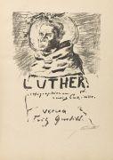 Lovis Corinth - Martin Luther