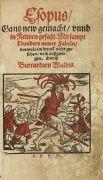 Aesop - Esopus. 1557.