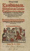 Johann Fischart - Podagrammisch Trostbüchlein. 1591