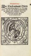 - Sammelband mit 6 landesrechtlichen Verordnungen Bayerns. Um 1545-1588