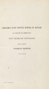 Friedrich Nietzsche - Certamen quod dictur Homeri et Hesiodi. 2 Bde.