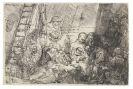 Harmensz. Rembrandt van Rijn - Die Beschneidung (im Breitformat)