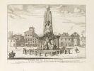 Giovanni Battista Falda - Le Fontana di Roma