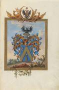 Franz II. - Adelsbrief m. U. und Siegel. 1806.