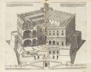 Giovanni Barozzio da Vignola - Sammbelband mit Architektur-Kupfertafeln. Rom 1617.