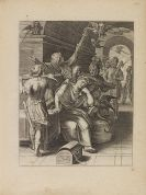 Otto Vaenius - Quinti Horatii Flacci emblemata.