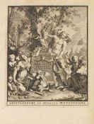 - Sammlung alter Drucke (17./18. Jh.), zus. 6 Werke in 7 Bdn.