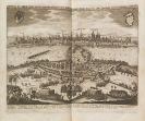 Matthäus Merian - Theatrum Europaeum. 3 Bde. - 11 Beigaben.
