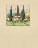 Hermann Hesse - Tessiner Landschaft