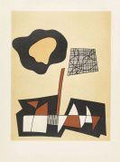 Hans Arp - Album Arp, Delaunay u. a.