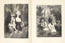 Max Ernst - Une semaine de bonté. 5 Bde.