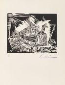 Pablo Picasso - 40 dessins en marge du Buffon