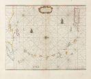 Karibik - 2 Bll. Hispaniolae (Ortelius) und Caribes Eylanden (Goos).