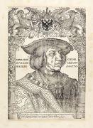 Albrecht Dürer - Kaiser Maximilian, 4. Stock