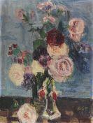 Maria Caspar-Filser - Blumenstilleben