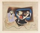 Pablo Picasso - Le verre d'absinthe