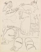 George Grosz - Seid fruchtbar und mehret euch - Die Religion muss dem Volke erhalten bleiben