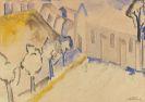 Ossip Zadkine - Ohne Titel (Allee 7 Häuser)