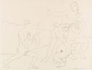 Pablo Picasso - Jeu du Taureau