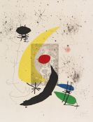 Joan Miró - Pour Paul Éluard