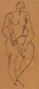 Fernand Léger - Nu