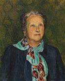 Purrmann, Hans - Bildnis Rosette Surbeck