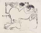 Ernst Ludwig Kirchner - Fingerspielende Dodo