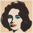 Andy Warhol - Liz Taylor