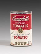 Warhol, Andy - Campbell's Soup Can: Tomato Soup