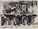 Bruce Nauman - Pearl Masque