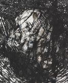 Rainer, Arnulf - Ohne Titel (aus: Gesichter mit Goya)