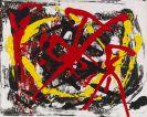 A. R. Penck (d.i. Ralf Winkler) - Ohne Titel (Aus der Serie: Pentagon)