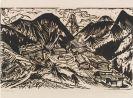 Ernst Ludwig Kirchner - Stafelalp mit Tinzenhorn