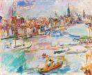 Oskar Kokoschka - Hamburg III