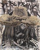 Jonathan Meese - Der Ölsheriff Japans