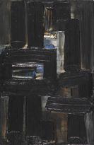 Pierre Soulages - Peinture 33 x 22, 1957