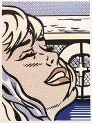 Roy Lichtenstein - Shipboard Girl