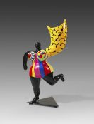Niki de Saint-Phalle - L'Ange Luminaire