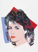 Warhol, Andy - Sally Quinn