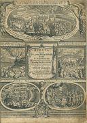 Biblia germanica - Biblia germanica, Wittemberg 1635.